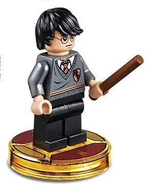 LEGO-Dimensions-Harry-Potter-Team-Pack-71247-Harry-Potter-Minifigure